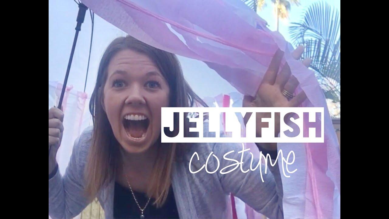 DIY u0027FINDING DORYu0027 JELLYFISH COSTUME | DIY Costume - Mummy Maker - YouTube  sc 1 st  YouTube & DIY u0027FINDING DORYu0027 JELLYFISH COSTUME | DIY Costume - Mummy Maker ...
