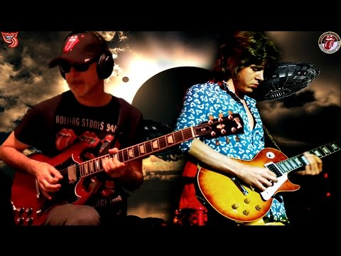 Time waits for no one Subtitulada Rolling Stones & RollingBilbao guitar cover 2016 HD