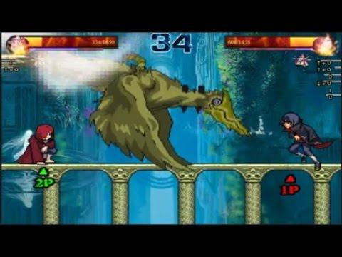 Itachi Uchiha vs Edo Tensei Nagato | Anime Battle 2.1