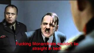 Rage of the Monarchist