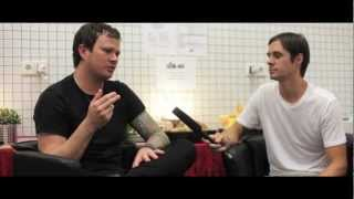 Tom DeLonge talks Heart and Soul with Non Toxic Revolution - On Location in Berlin