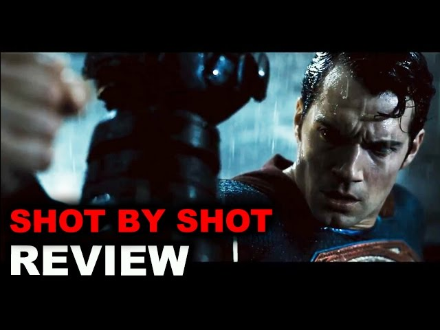 Batman v Superman Final Trailer REVIEW aka BREAKDOWN - Beyond The Trailer