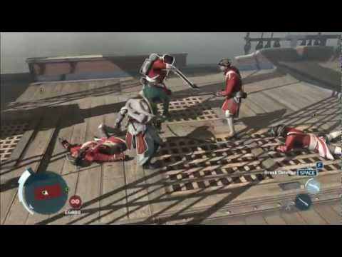 Hex Play's: Assassin's Creed 3 Ep. 40: AIR ASSASSINATION OF JOHN PITCAIRN