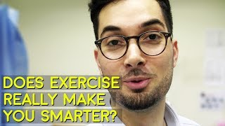 Can Exercise Really Make You Smarter? | Exercise Effects On The Hippocampus? |Abraham The Pharmacist