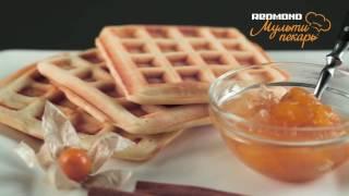 Мультипекарь REDMOND: как сделать идеальные вафли?