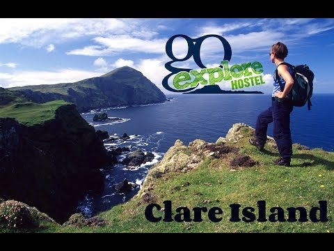 Go Explore Hostel & Sailor's Bar, Clare Island