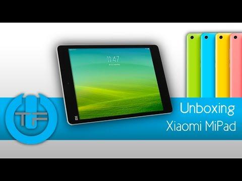 Xiaomi Mi Pad   Unboxing y primeras impresiones