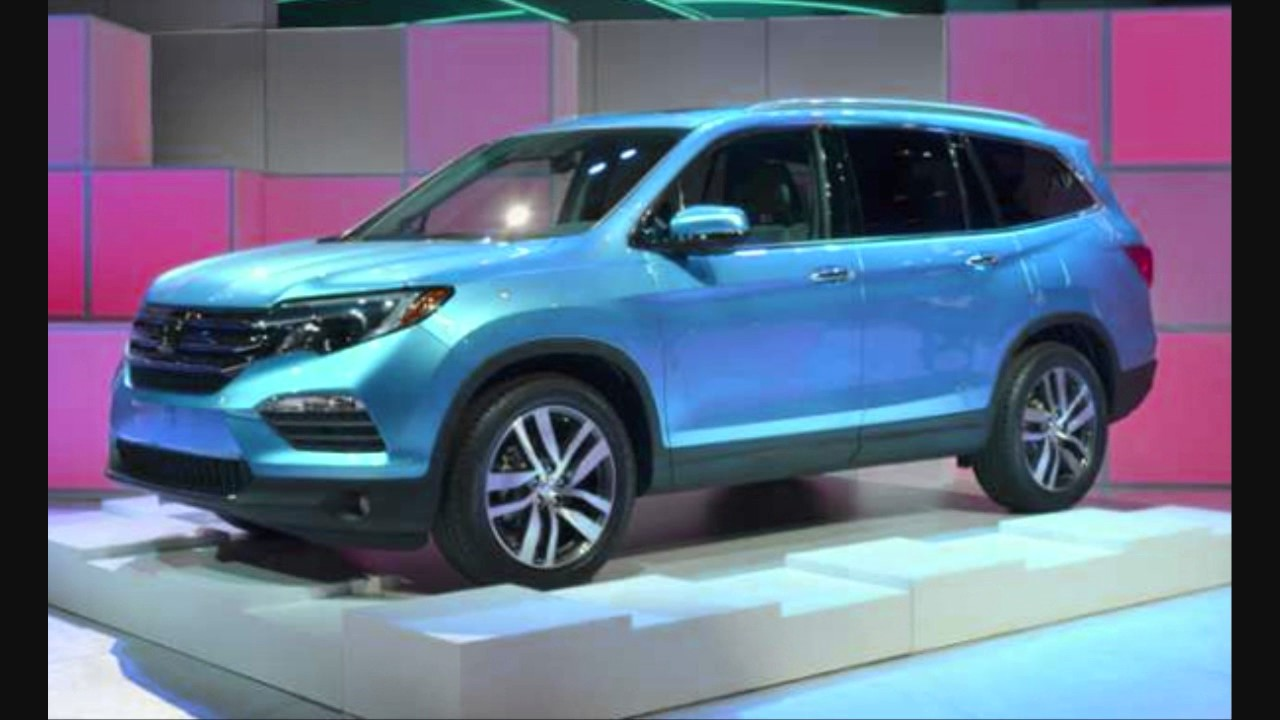 2018 Honda Pilot Redesign Best Car Update 2019 2020 By Thestellarcafe