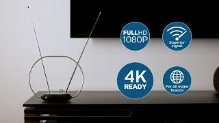 HD Classic Antenna Overview SDV8201B/27