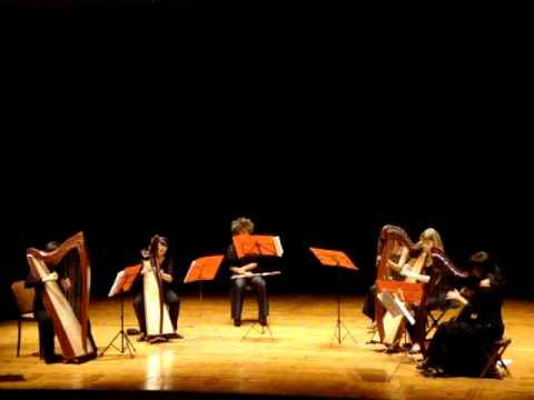 Miss Mac Dermott - Celtic Harp Ensemble