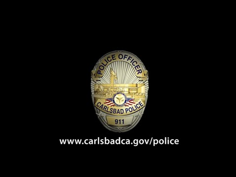 Carlsbad (CA) Police Department Is Recruiting