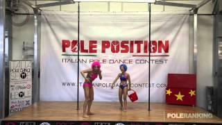Debora & Hanna Giulia  - Italian Pole Dance Contest 2016
