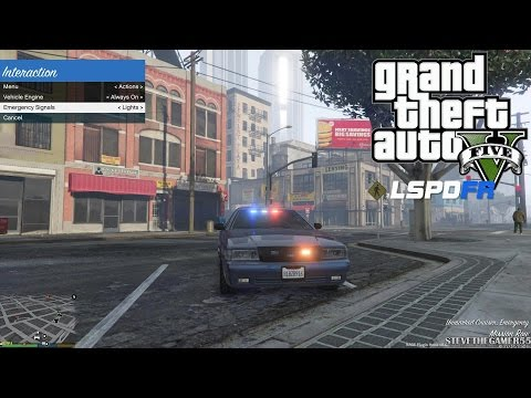 GTA 5 - LSPDFR - EPiSODE 6 - LET'S BE COPS - IAA/ UNMARKED PATROL (GTA 5 PC POLICE MODS)