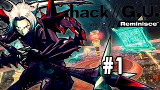 .hack// - G.U. - Volume 2 // Reminisce [UNDUB] [Part 1] [The AIDA Server]