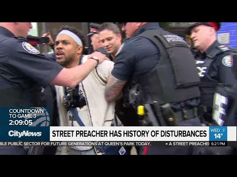 Street Preacher Arrested In Gay Village For Disturbing Peace