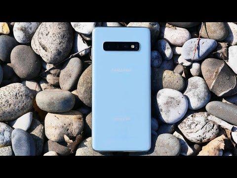 Samsung Galaxy S10 - Обзор