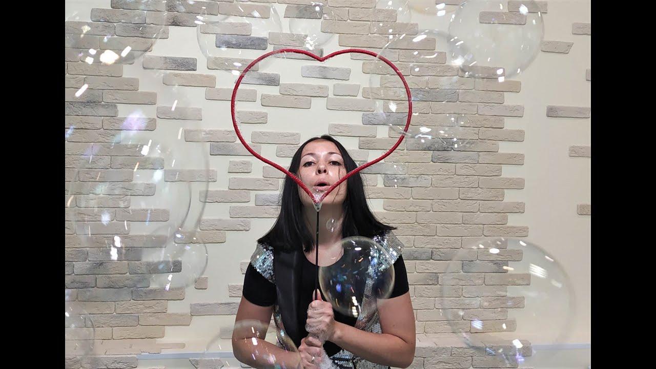 Шоу мыльных пузырей | Silver Lady | Румики