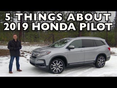 Family Friendly on Purpose: 2019 Honda Pilot on Everyman Driver