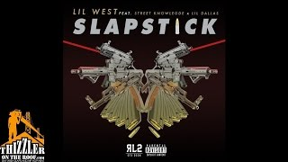 Lil West ft. Street Knowledge, Lil Dallas - Slapstick [Prod. Teo Beats] [Thizzler.com Exclusive]