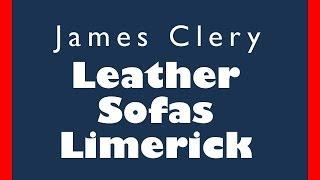 Jamesclery.ie - Leather Sofas Limerick Ireland - 061 416180