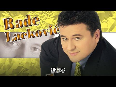 Rade Lackovic - Tebi je svejedno - (Audio 2001)