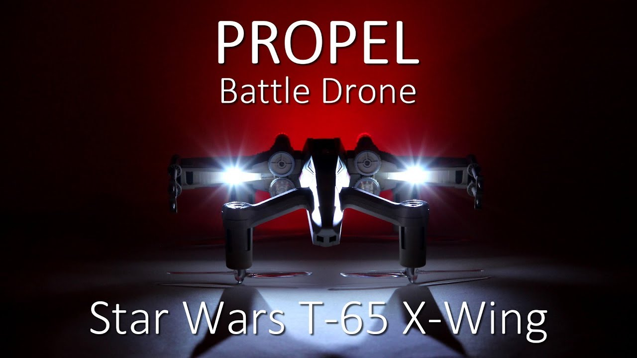 Star Wars T-65 X-Wing Starfighter Collectors Edition / Demo flight