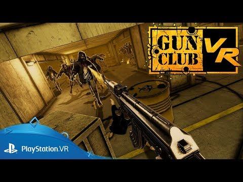 Gun Club VR Review