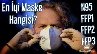Korona ile gelen yenilik : Korona Maskesi - En iyi Maske Hangisi? FFP2 vs N95