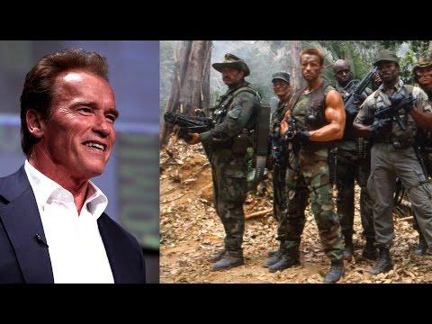 Arnold Schwarzenegger Back For The Predator? - Collider