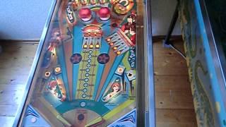Williams Big Deal 1973 Flipper Pinball