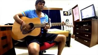 Tere Bin Rabbi Shergill Guitar Cover