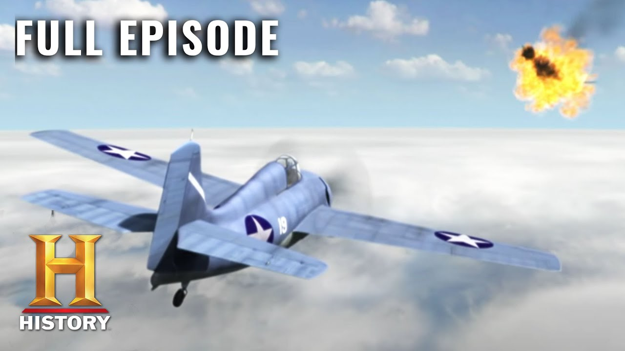 Dogfights: US Pilots vs. Japanese Aces at Guadalcanal (S1, E4) | Full Episode | History