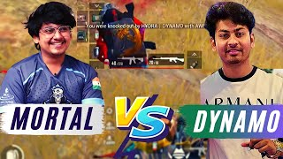 Dynamo Gaming Vs Mortal Same match | Soul Mortal clan Vs Hydra dyanmo Clan