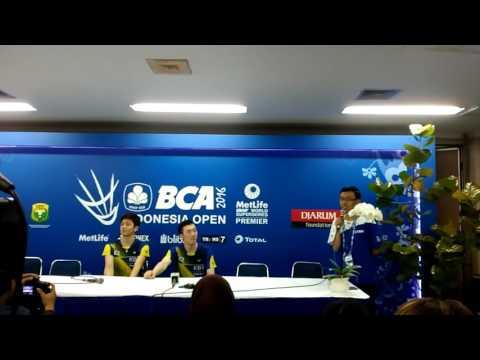 Lee Yong Dae Ungkap Banyak Dapat Hadiah dari Fans Indonesia