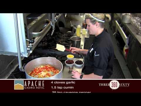 Apache Casino Hotel   Vegetarian Chili
