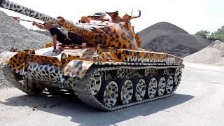 Schweizer Kampfpanzer 68 - Swiss main battle tank