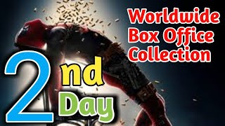 Deadpool 2 2nd Day Worldwide Box office Collection | Deadpool 2 Indian Collection | Deadpool 2|