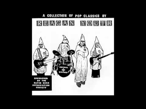 Reagan Youth - USA