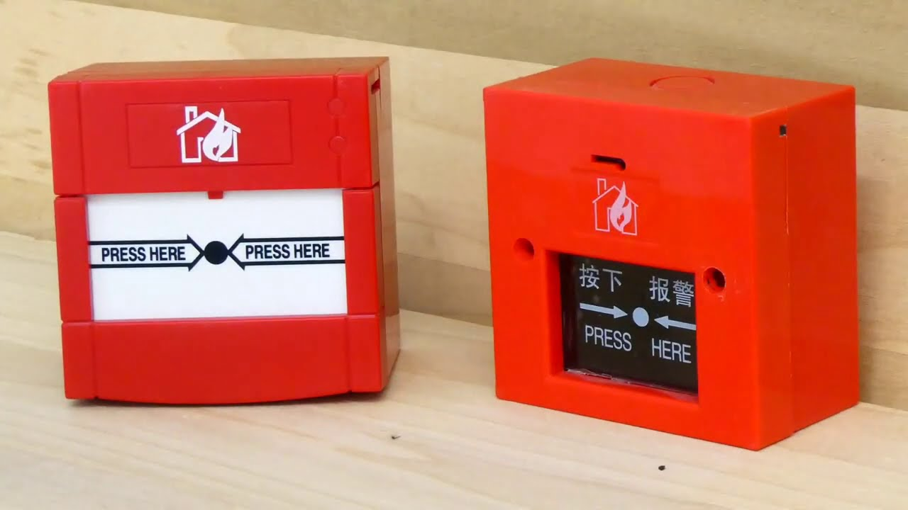 Call Point Demonstration/Overview | Foreign Fire Alarm Pull Stations