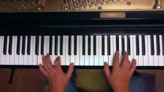 Tutorial piano y voz Todo a pulmón  ( Alejandro Lerner )