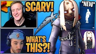 Streamers React to *NEW* Nitehare Skin, Bunny Hop Emote & Steel Carrot Pickaxe! - Fortnite Moments