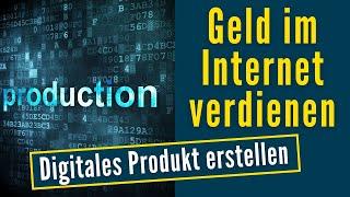 Verkauf digitaler Produkte: Wie erstelle ich ein digitales Produkt? Video 2/9)