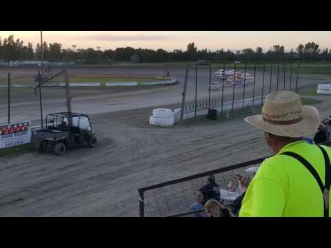 June 25, 2016 Jamestown Speedway Bomber Feature