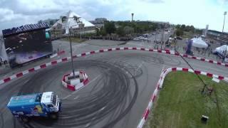 Дрифт «КАМАЗа» на Kazan City Racing 2014