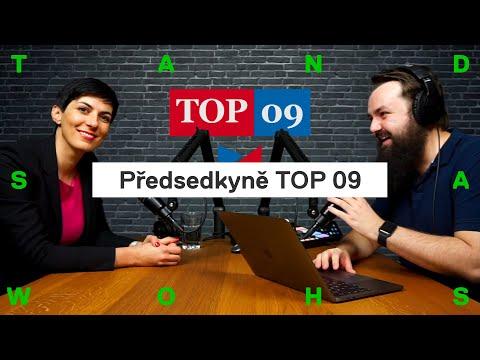 Gréta je obdivuhodná, ochrana přírody je téma TOP 09, říká nová předsedkyně Markéta Pekarová Adamová