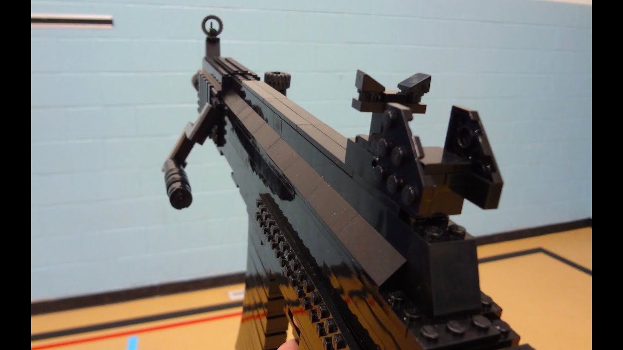 lego galil black ops youtube