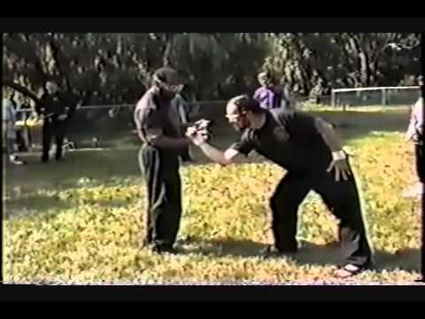 Arnis single stick disarming