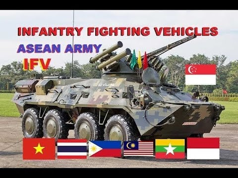 IFV Armoured Vehicles of South East Asia (ASEAN) Countries
