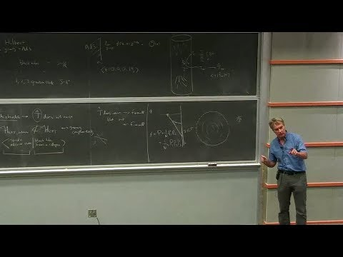 Can AdS/CFT See the Black Hole Interior? | Joe Polchinski