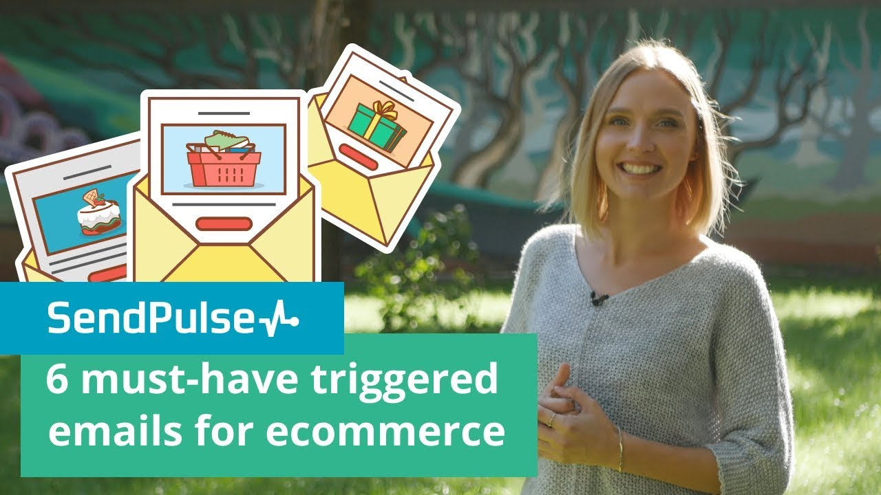6 must-have triggered emails for ecommerce